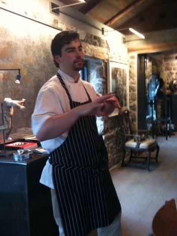 Taylor Mason, Resident Chef